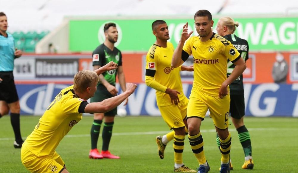 Borussia Dortmund seriye bağladı! Üst üste...