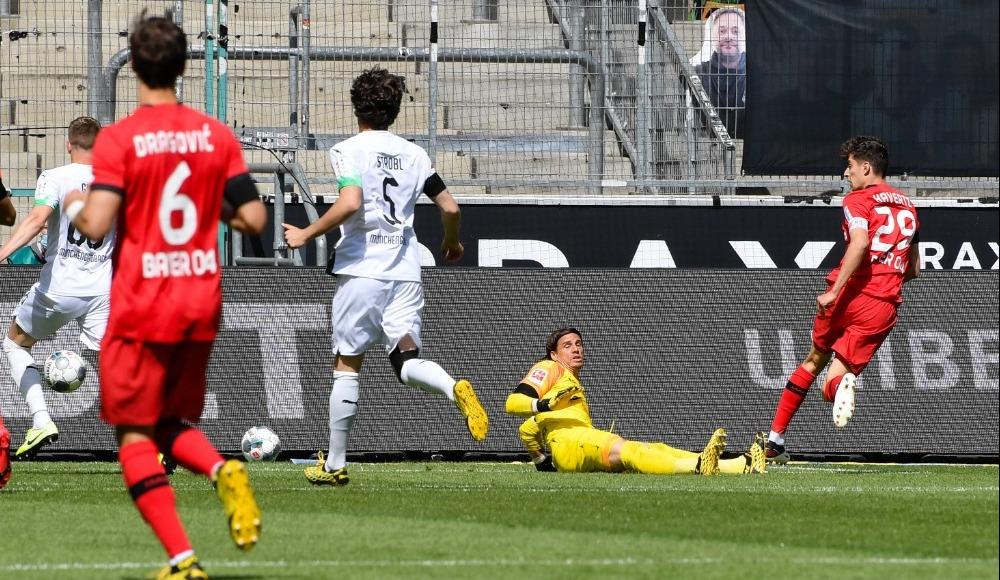 Havertz devleşti; Leverkusen kazandı