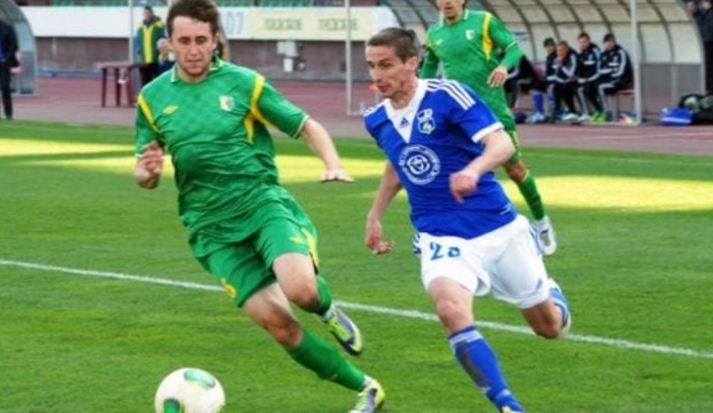 Belarus Ligi: Slutsk: 1 - Rukh Brest: 1