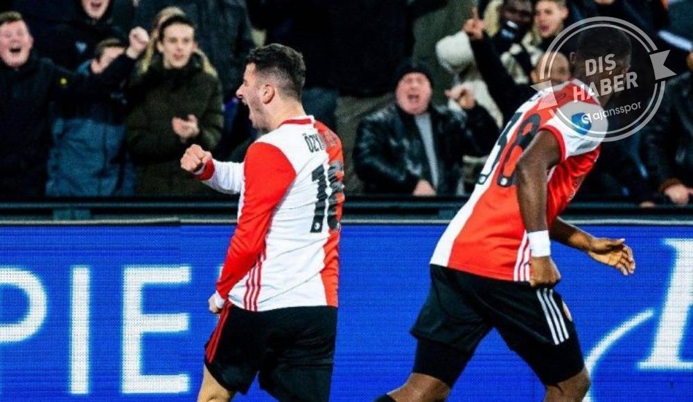 Feyenoord'dan Edgar Ie ve Oğuzhan Özyakup açıklaması