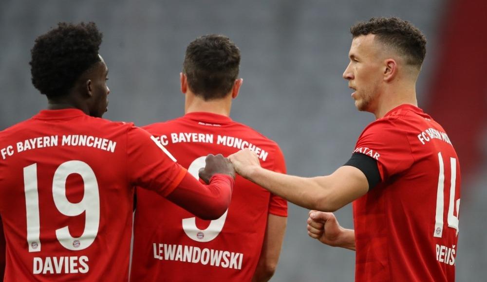 Bayern geleneği sürdürdü
