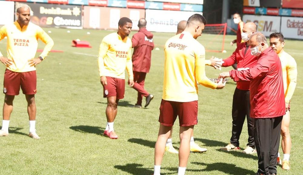 Galatasaray test sonuçlarını açıkladı