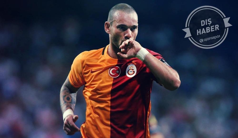 """Sneijder itiraf etti: """"Keşke Galatasaray'da..."""""""