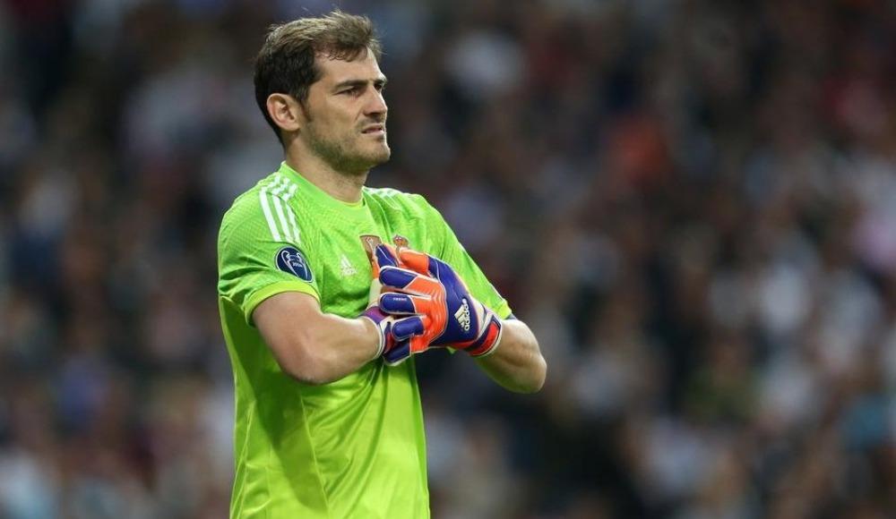 İspanyol kaleci Casillas, futbolu bıraktı