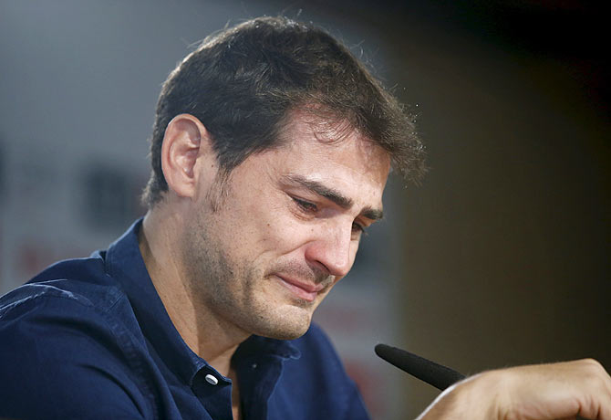 """""""Madrid'de son maç..."""""""