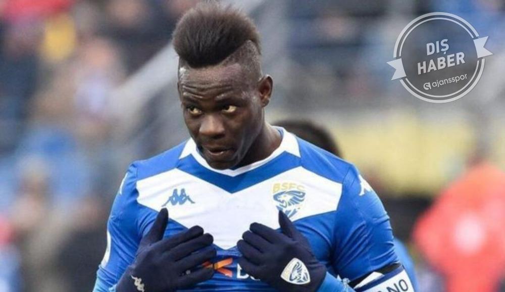 Balotelli'yi yazdılar: 'Fransa'ya dönebilir'