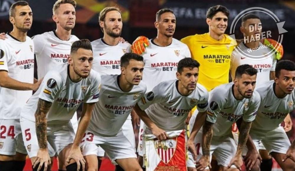 Sevilla'da parti skandalı!