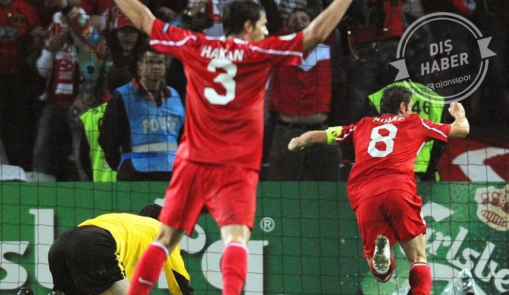 Oylar Türkiye'nin maçlarına! Avrupa Şampiyonası...