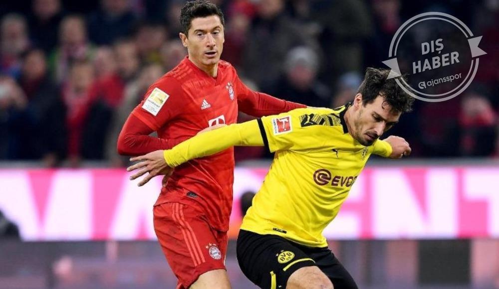 Dev maç öncesi Dortmund'a iyi, Bayern'e kötü haber!