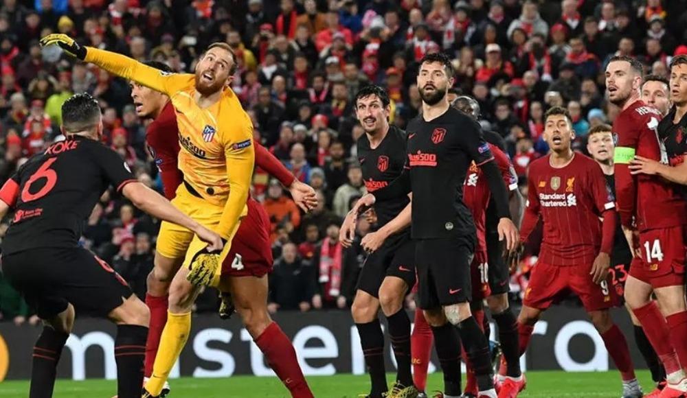 Son maç Liverpool şehri için biyolojik bomba oldu