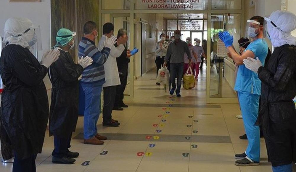 İyileşen hasta sayısı 120 bini geçti