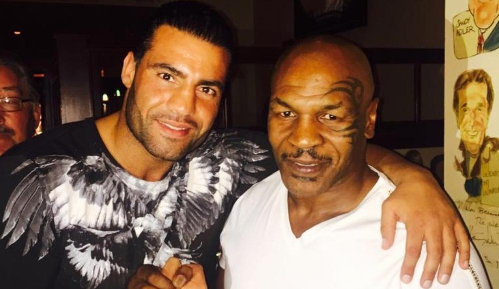 """""""Mike Tyson'ı, Türkiye'ye getirmek istiyoruz"""""""