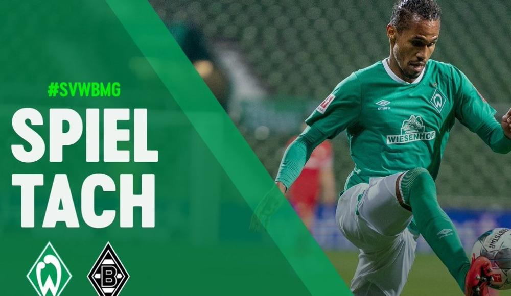 Werder Bremen - Borussia Mönchengladbach (Canlı Skor)