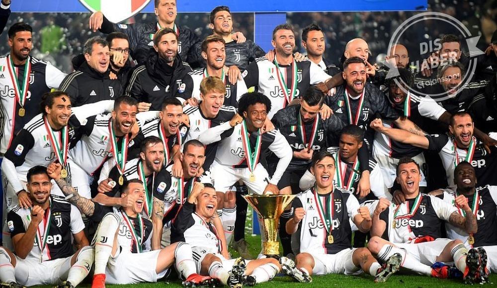 """""""5 oyuncu değişiklik hakkı Juventus'un işine yarar"""""""