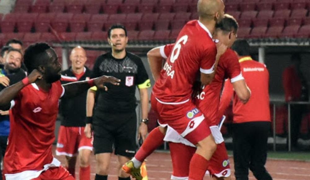 Trabzonspor'da gündem Aly Malle