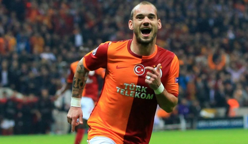 Sneijder gerçekleri