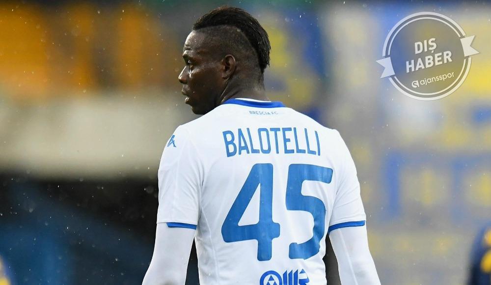 Balotelli'den ayrılık sinyali!