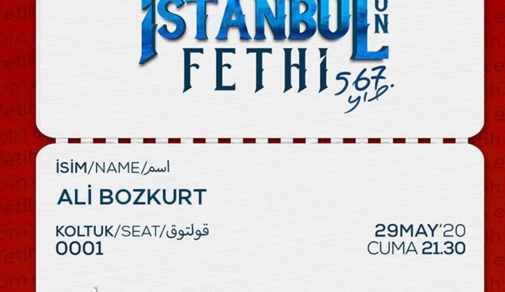 İstanbul'un Fethi'nin 567. yıl dönümü dijital ortamda kutlanacak?