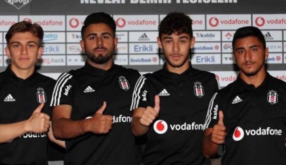 Beşiktaş, gençlik ateşini Seba modeli ile yakacak!