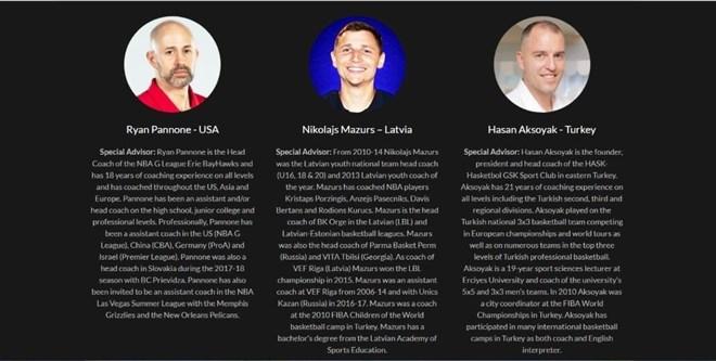 Kayseri Hasketbol ekibi Ulusal Basketbol Birliği'ne üye oldu