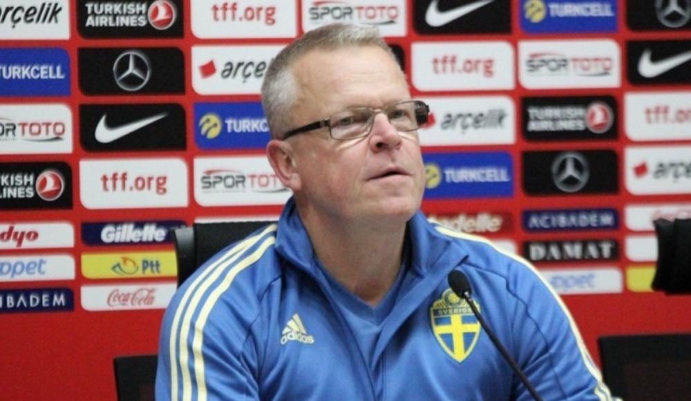 İsveç'te teknik direktör Janne Andersson'un sözleşmesi uzatıldı
