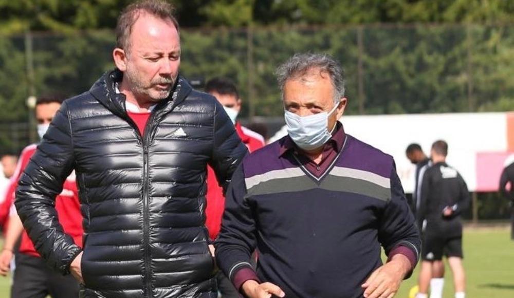 Beşiktaş, kaleci transfer edecek mi? Başkan Çebi açıkladı...