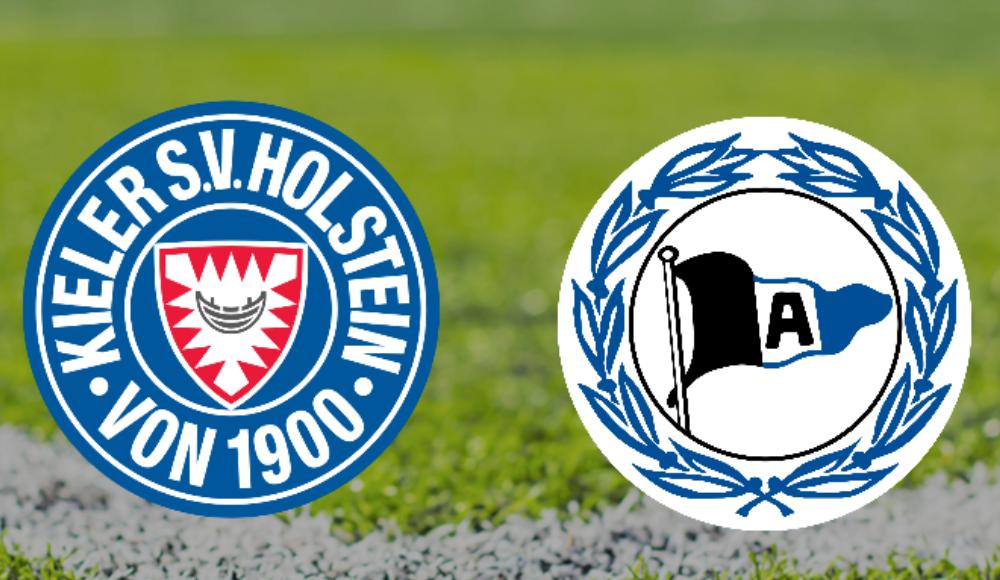 Holstein Kiel - Arminia Bielefeld (Canlı Skor)