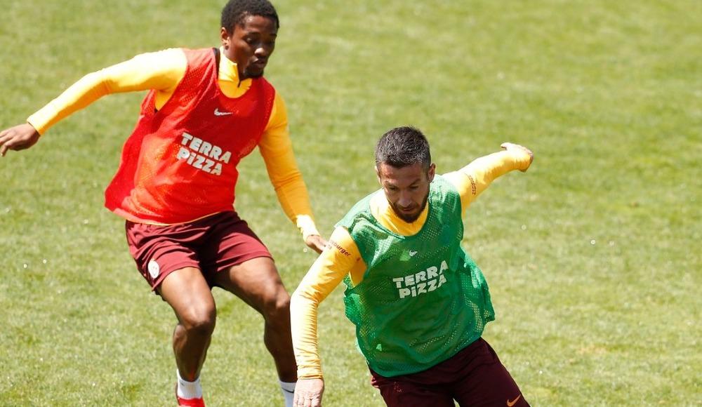 Galatasaray, Rizespor maçının hazırlıklarına devam ediyor