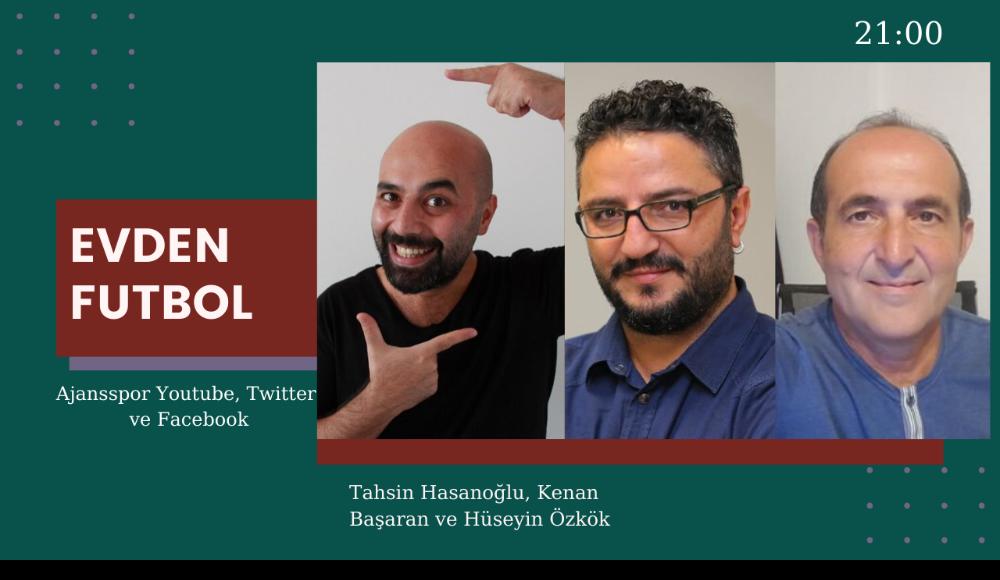 Ünlü mizahçı Tahsin Hasoğlu Ajansspor'da!