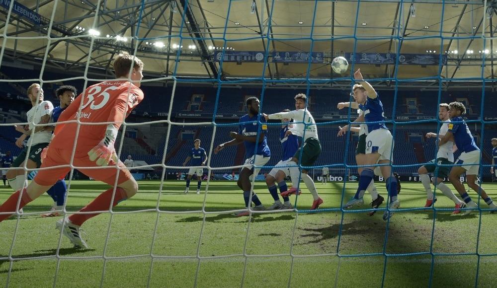 Schalke'ye bir darbe de Werder Bremen'den