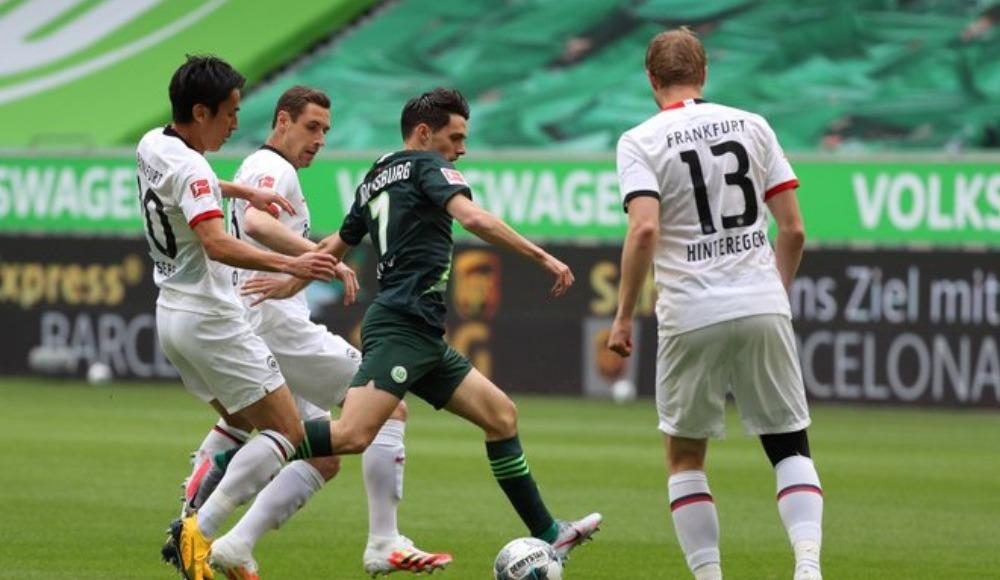Eintracht Frankfurt galibiyeti hatırladı
