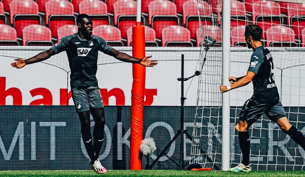 Hoffenheim, deplasmanda tek golle güldü!