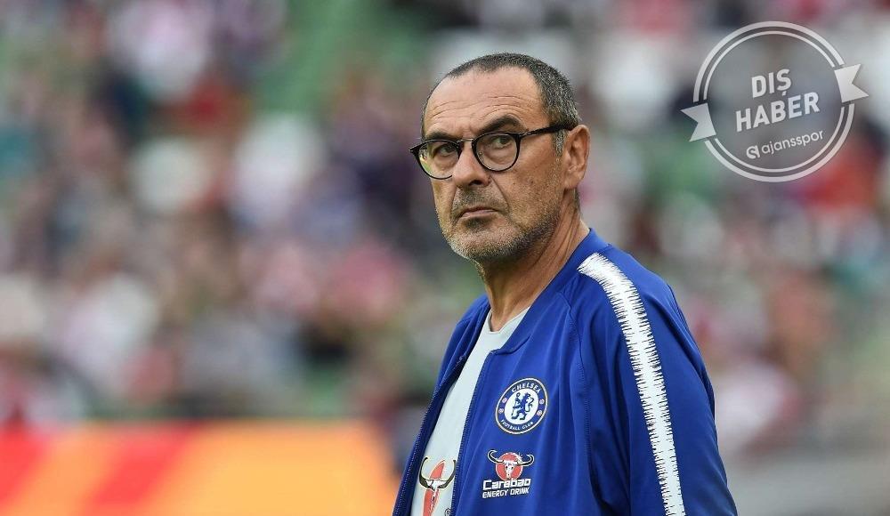 """""""Chelseali futbolcular Sarri'den sıkılmıştı!"""""""