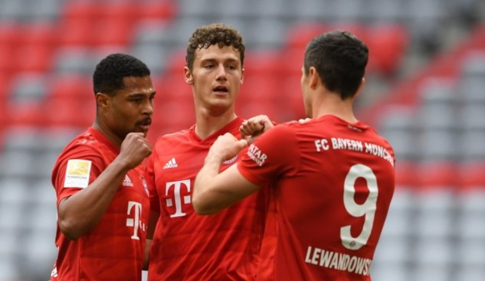 Lewandowski'nin atmadığı takım kalmadı