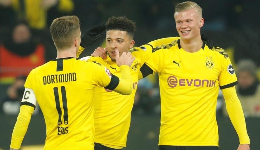 Paderborn - Borussia Dortmund (Canlı Skor)