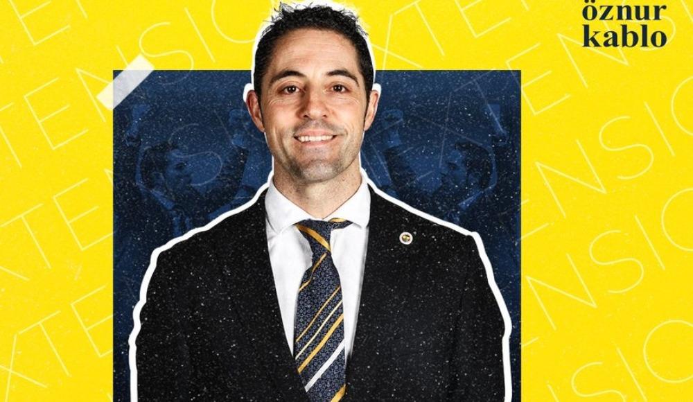 Fenerbahçe Öznur Kablo'dan imza şov!