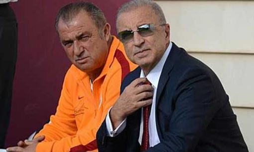 Galatasaray Aysal ve Terim dönemi...