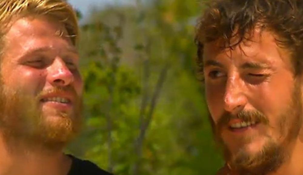 Survivor 93. bölümde flaş kavga! Berkan ve Yunus Emre birbirine girdi