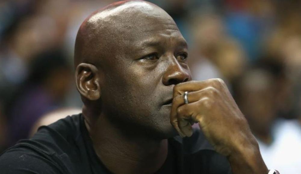 Michael Jordan'dan Floyd patlaması!