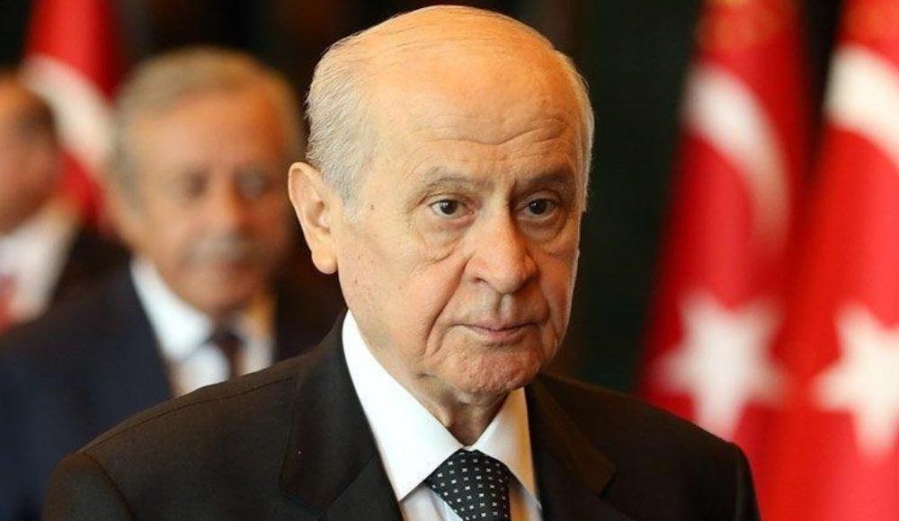 """Devlet Bahçeli: """"Türkiye'yi erken seçime..."""""""