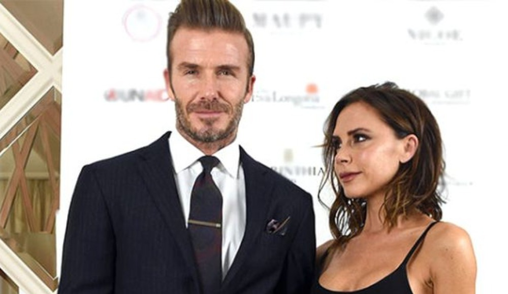 Beckham çiftinden hırsızlardan kaçmak için ilginç çözüm!