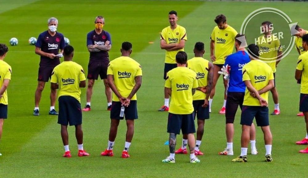 Barça'da büyük şüphe! Vakaları herkesten sakladılar mı?