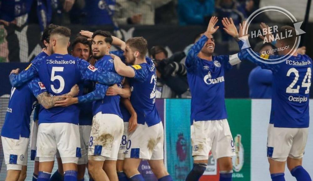 Mali buhran sonrası Schalke'nin pusulası! Ozan Kabak...
