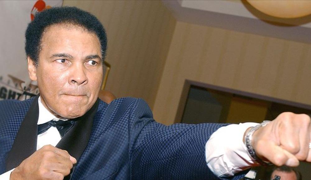 Efsane boksör Muhammed Ali'nin belgeseli yarın TRT Spor'dan yayınlanacak