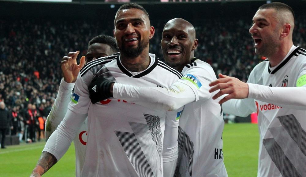 Beşiktaş Boateng'e son teklifini yaptı!
