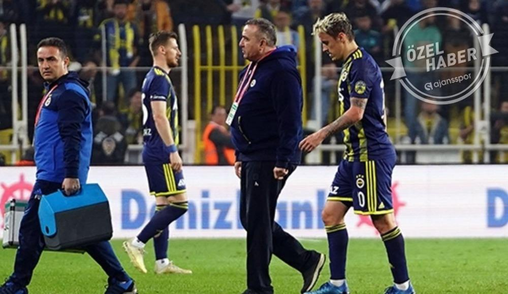 Fenerbahçe'de Kruse belirsizliği