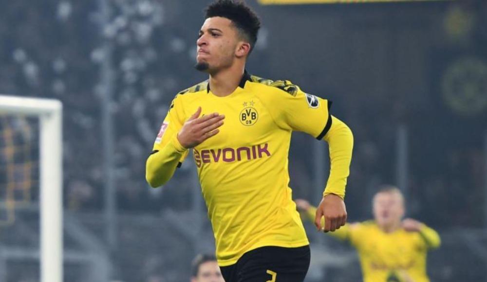 Bundesliga yönetiminden  Sancho ve Manuel Akanji'ye ceza