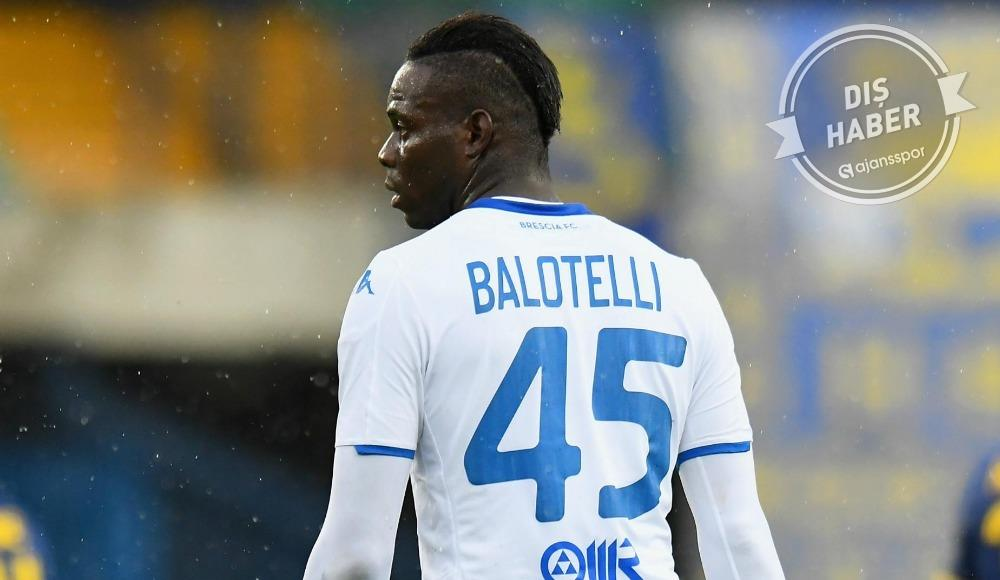 Balotelli ve Brescia arasındaki ipler kopma noktasına geldi!