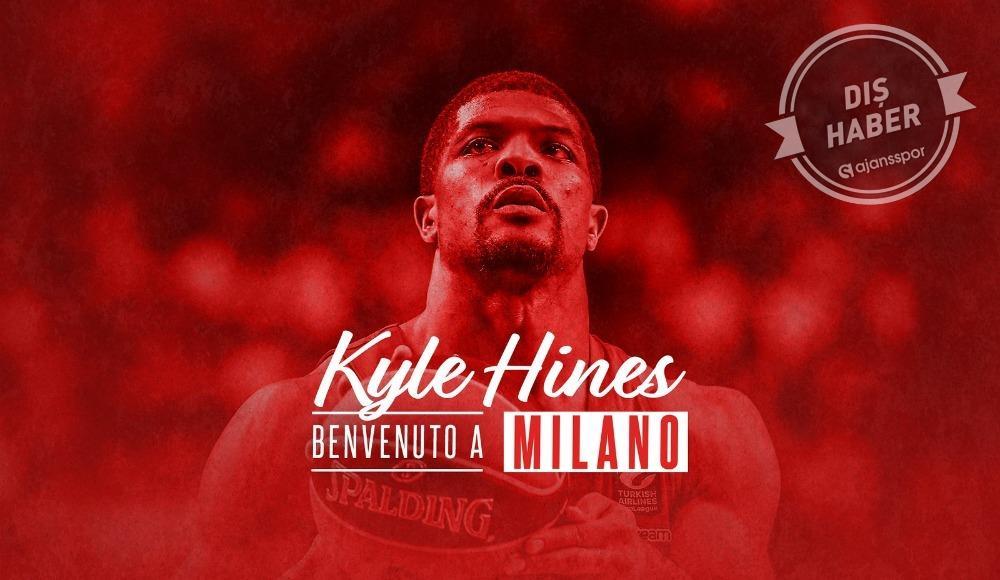 AX Armani Exchange Milan, Kyle Hines ile anlaştı!