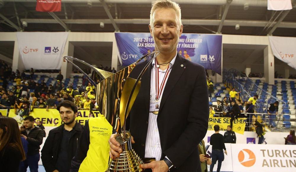 Fenerbahçe HDI Sigorta'da Mariusz Sordyl dönemi sona erdi